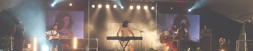 concert peggy polito band live piano voice chant talent joie don musicienne music